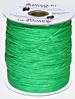 Chainette Shawl Fringe - Spring Green