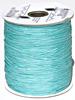 Chainette Shawl Fringe - Light Turquoise Green