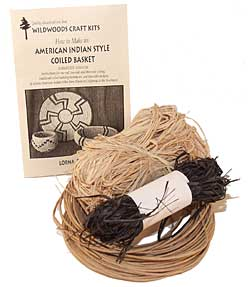 Basket Kit - Traditional Coiled - Expanded Version