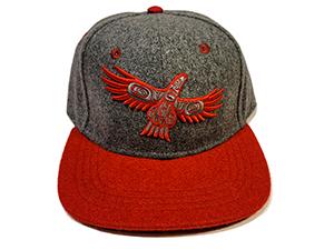 Snapback Hat - Soaring Eagle