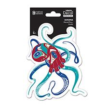 Northwest Decal - Octopus