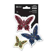 Northwest Decal - Butterflies