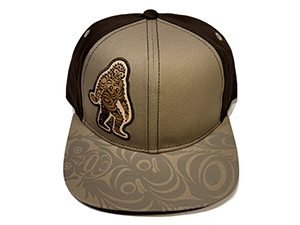 Snapback Hat - Sasquatch