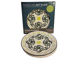 Northwest Art Plate - Thunderbird