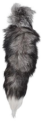 Silver Fox - Jumbo Tails