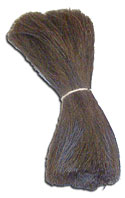 Horsehair - Black