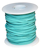 Deerskin Lace Spool - Turquoise - 50FT