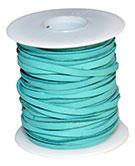 Deerskin Lace Spool - Turquoise - 50FT