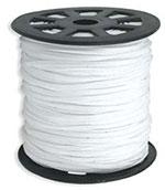 Ultra Micro Fiber Suede - White