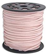 Ultra Micro Fiber Suede - Light Pink