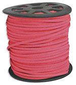 Ultra Micro Fiber Suede - Hot Pink
