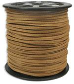 Ultra Micro Fiber Suede - Light Brown