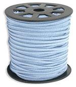 Ultra Micro Fiber Suede - Light Blue
