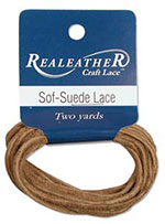 Sof-Suede Lace - Tobacco Brown - 2 YD