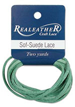 Sof-Suede Lace - Fresh Green - 2 YD