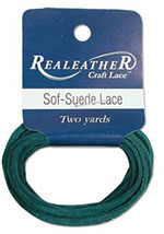 Sof-Suede Lace - Pacific Green - 2 YD