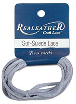 Sof-Suede Lace - Light Blue - 2 YD