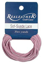 Sof-Suede Lace - Lilac - 2 YD