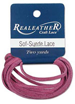 Sof-Suede Lace - Violet - 2 YD