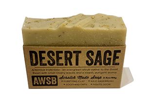A Wild Soap Bar - Desert Sage