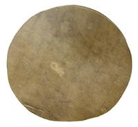 Elk Rawhide Drum Rounds
