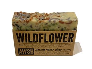 A Wild Soap Bar - Wildflower