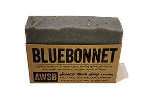 A Wild Soap Bar - Bluebonnet