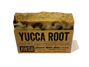 A Wild Soap Bar - Yucca Root