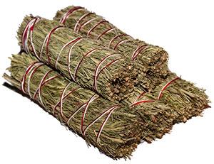 California Sagebrush Smudge Bundles - Minis