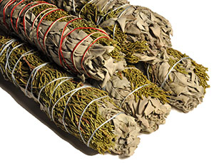California White Sage / Juniper Smudge Bundles