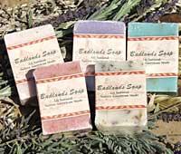 Badlands Soap