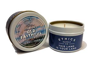 Travel Size Candle - Old Faithful