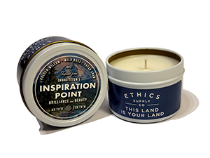 Travel Size Candle - Inspiration Point