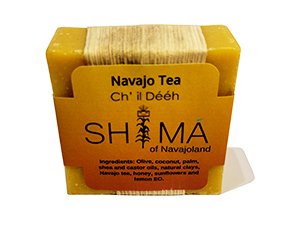 Shima Soap - Navajo Tea