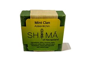 Shima Soap - Mint Clan