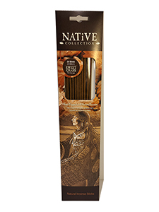 Native Collection Incense - Sweetgrass