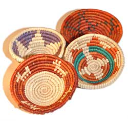 Southwest Style Extra Fine Baskets - Mini