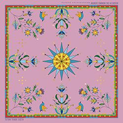 Cole Redhorse Bandana / Scarf - Pink