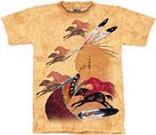 Mountain T-Shirt - Horse Vision