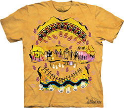 Mountain T-Shirt - We Are All Related