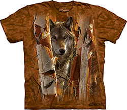 Mountain T-Shirt - The Guardian