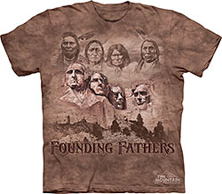 Mountain T-Shirt - The Founders
