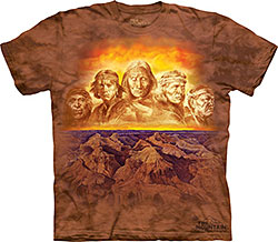 Mountain T-Shirt - Grandfathers