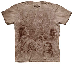 Mountain T-Shirt - Ancestral Wall