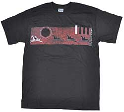 Lakota Designs T-Shirt - Black Eclipse - Black