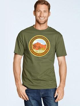 Pendleton National Park T-Shirt - Badlands