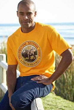 Pendleton National Park T-Shirt - Yellowstone