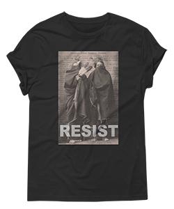 NTVS T-Shirt - Resist