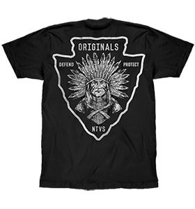 NTVS T-Shirt - The Originals Arrowhead
