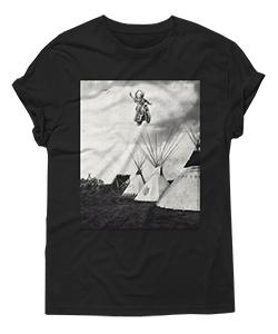 NTVS T-Shirt - The Jump